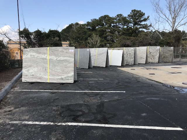 East Coast Granite Wilmington Slabs