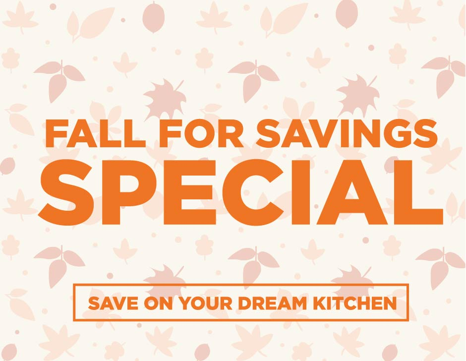 Fall Countertop Special Banner