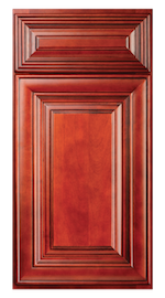 Kitchen Cabinets or Bathroom Vanities Charleston Series in Cherry