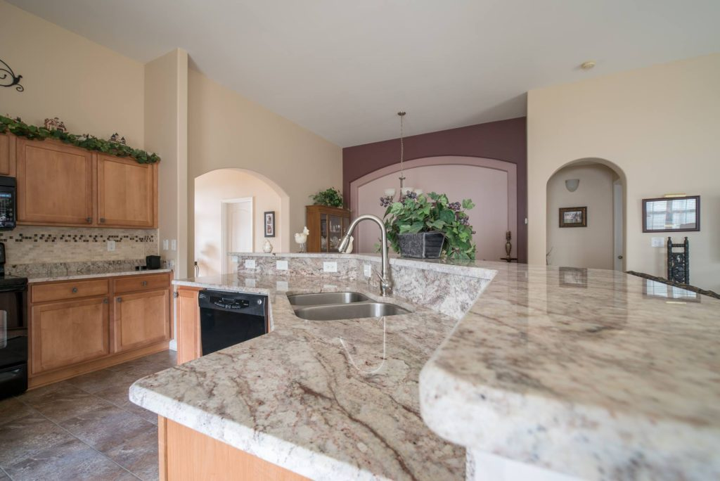 Kitchen granite countertop products at East Coast Granite of Wilmington