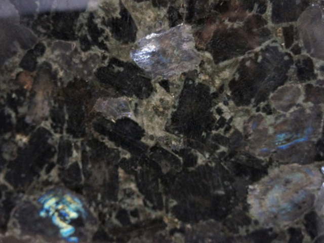 Granite Color Volga Blue