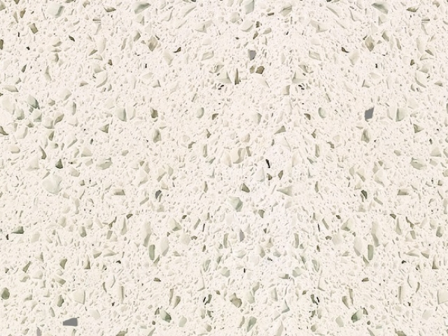 Quartz Color White Lace