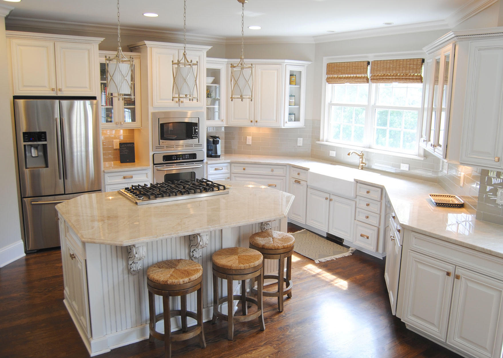 Granite Kitchen Special With Sink And Cabinets For Renovation Or Remodel
